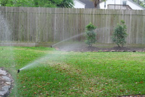 best sprinkler company houston
