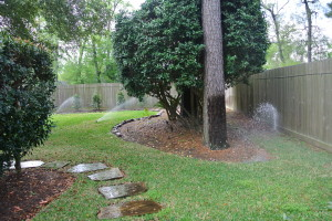 home sprinkler system installation houston