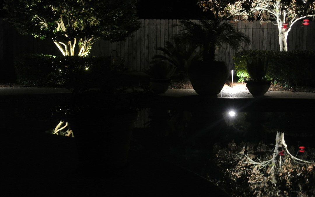 Landscape Lighting for the Home